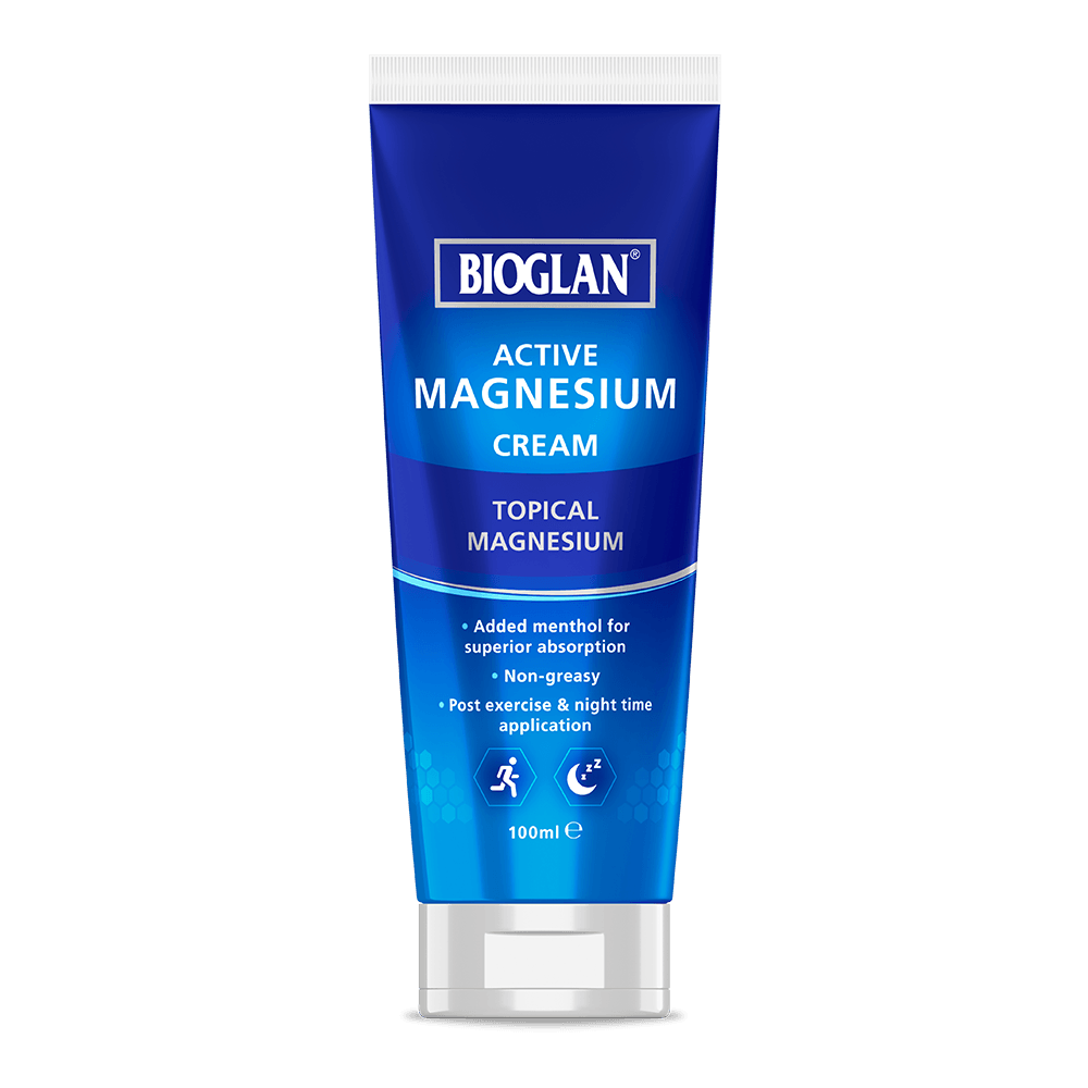 Bioglan Active Magnesium Cream