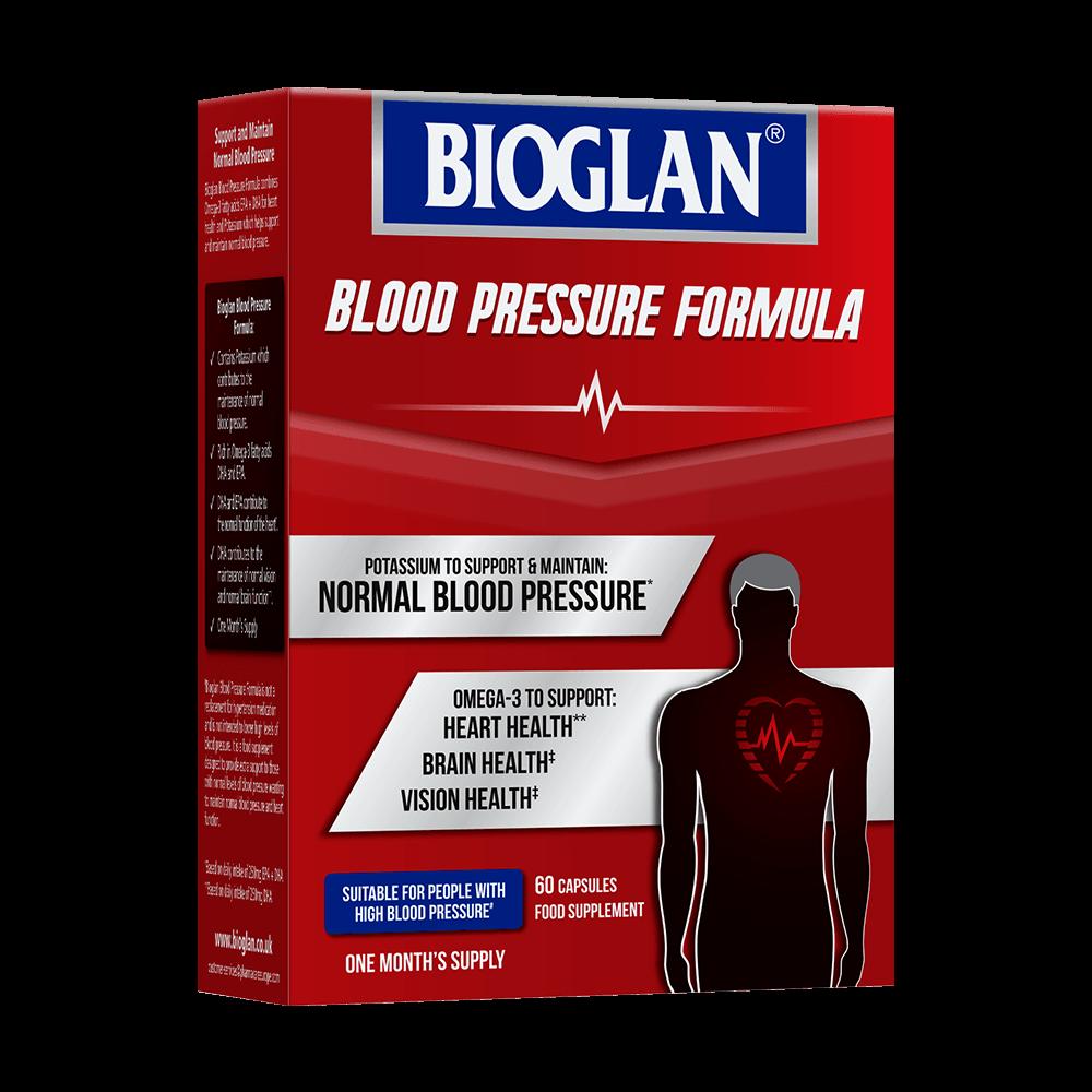 Bioglan Blood Pressure Formula
