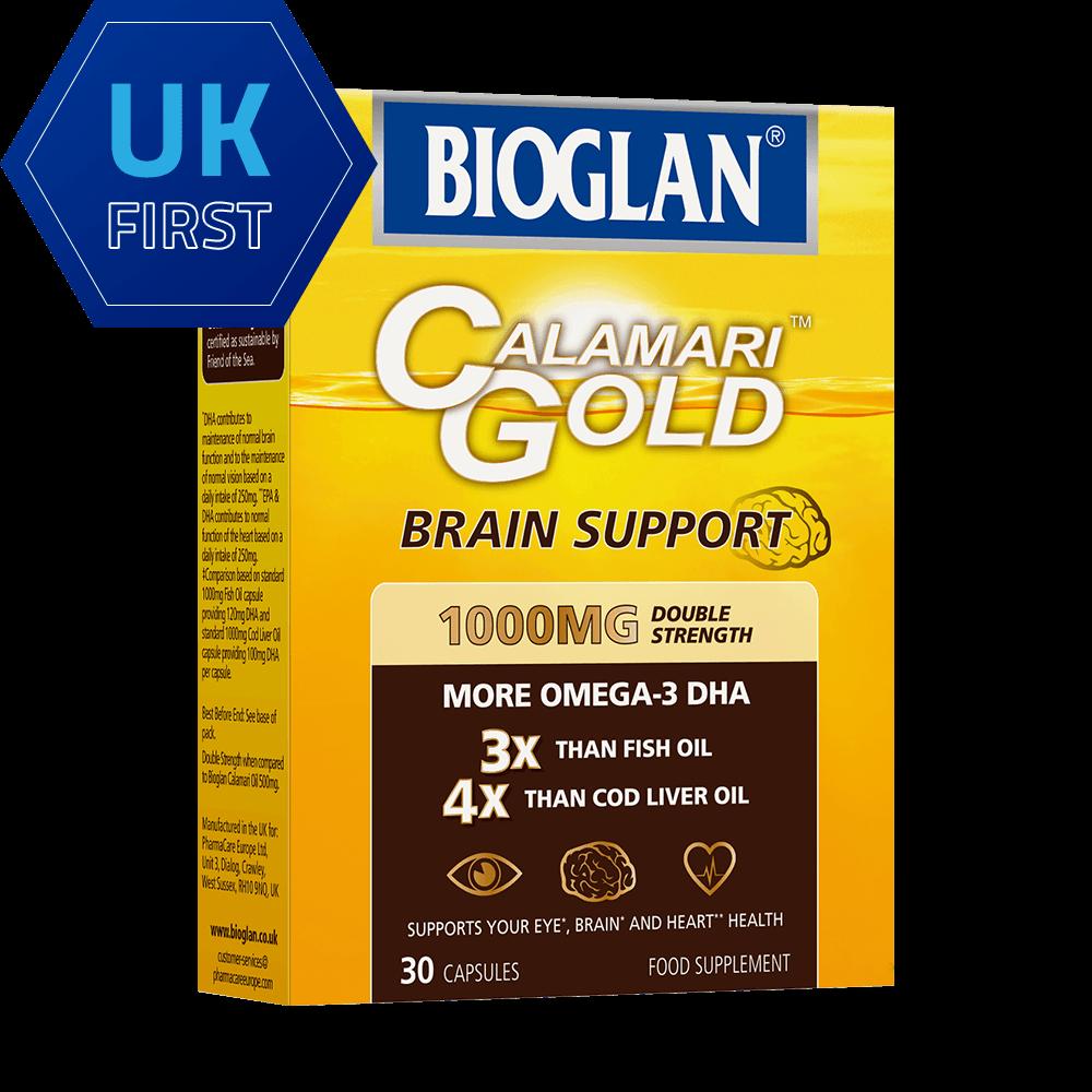 Bioglan Calamari Gold 1000mg