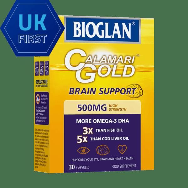 Bioglan Calamari Gold 500mg