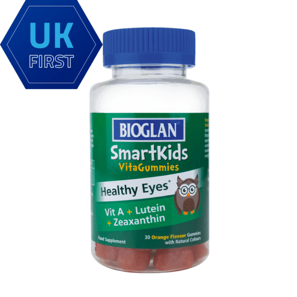 Bioglan SmartKids Healthy Eyes VitaGummies