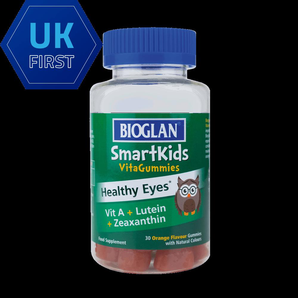 Bioglan SmartKids Healthy Eyes VitaGummies