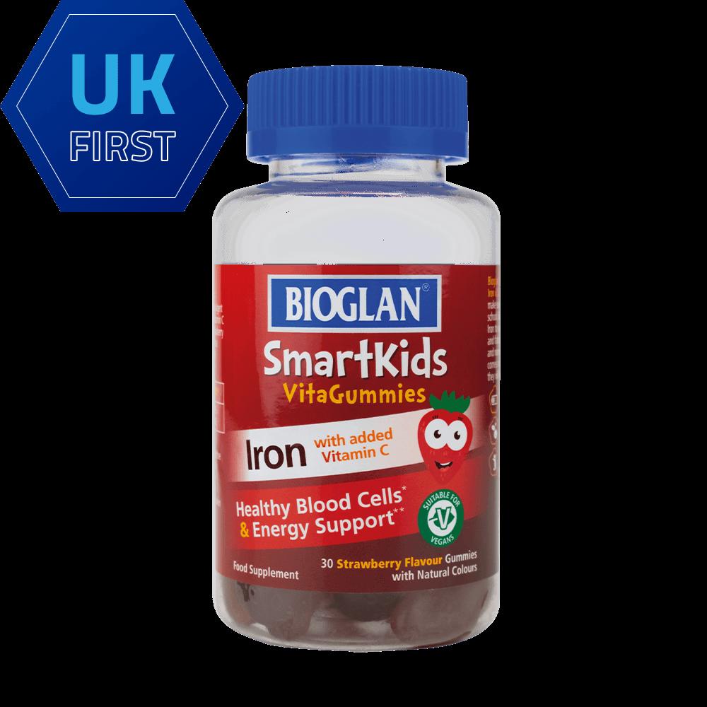 Bioglan SmartKids iron VitaGummies
