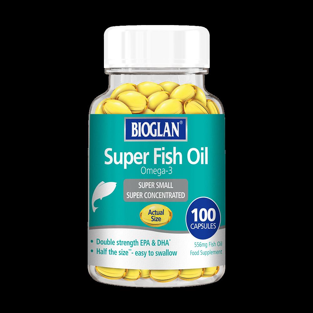 Bioglan Super Fish Oil