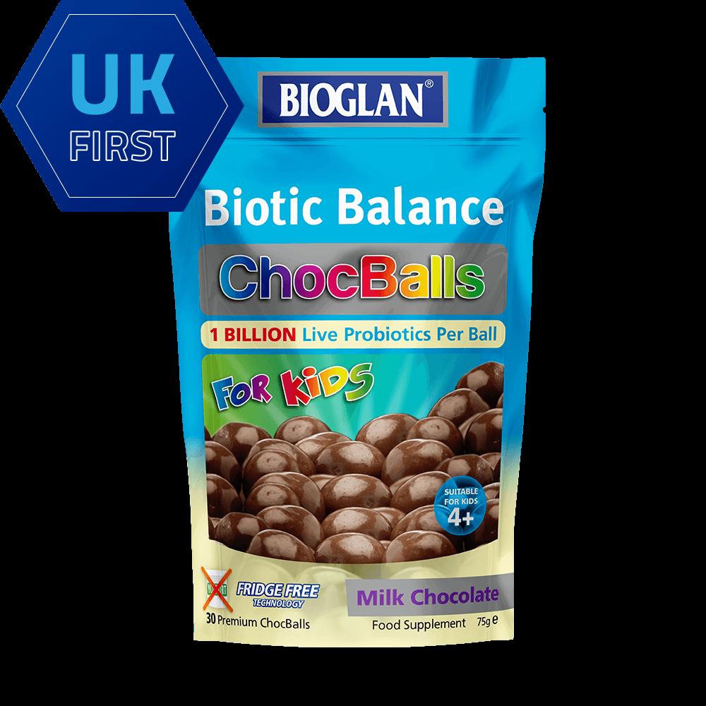 Bioglan ChocBalls Kids