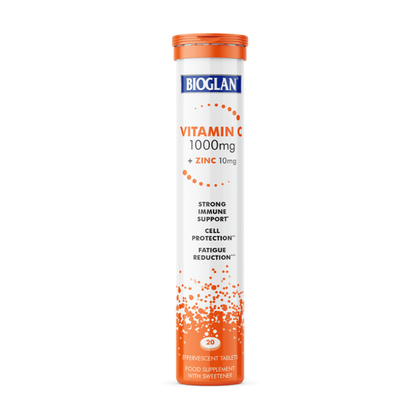 Bioglan Vitamin C & Zinc Effervescent
